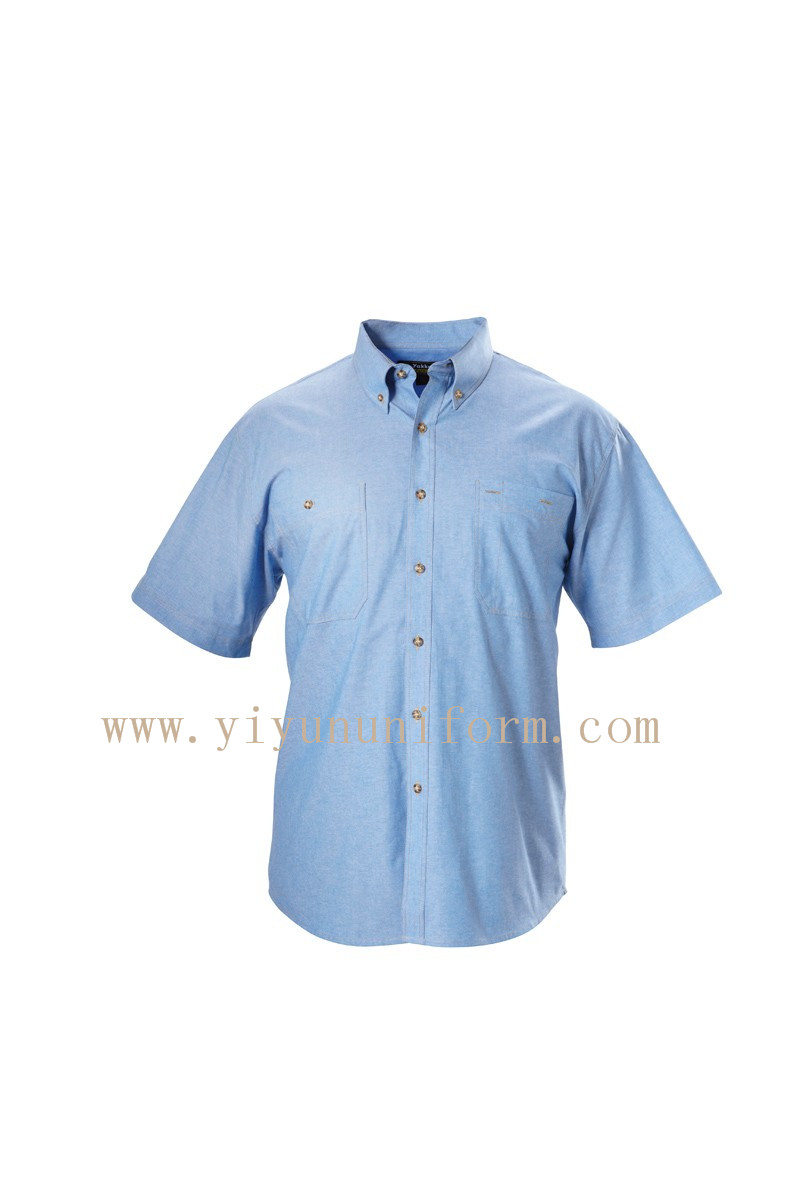 COTTON SHIRT SHORT SLEEVE YY8020