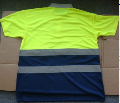 2016 new arrival Hi-vis work polo shirt export