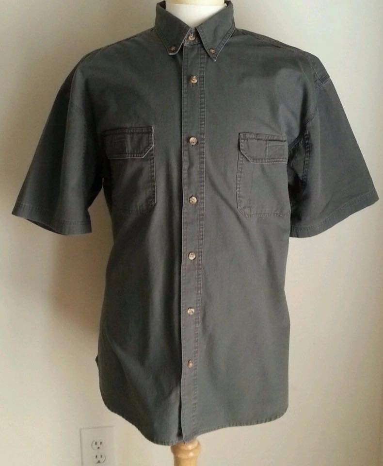 100% Cotton Mens work shirt worker Shirts