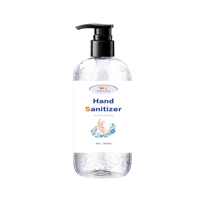 300ml Hand Sanitizer Gel Free Hand Sanitizer Portable Disinfectant